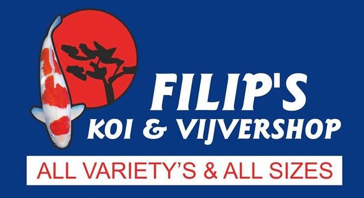 filip's koi logo